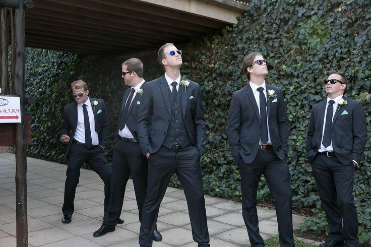 Charcoal Grey Slim Fit Carducci Suits