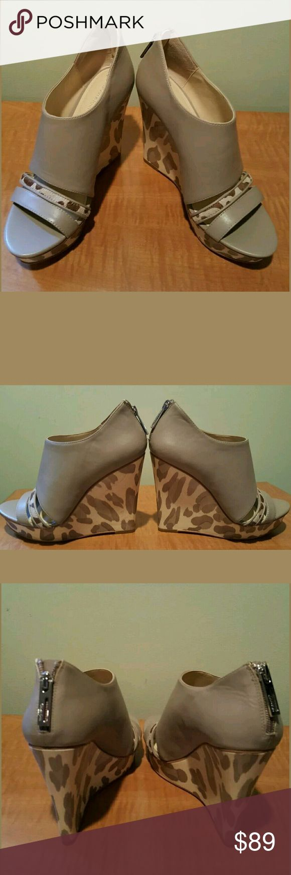 Calvin Klein  Danette Women's Shoe's Brandnew. Calvin Klein Shoes Wedges