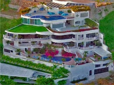 Mexican villa for rent