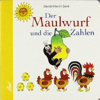 Der Maulwurf und die Zahlen: Amazon.de: Zdenek Miler, Jiri Zacek: Bücher