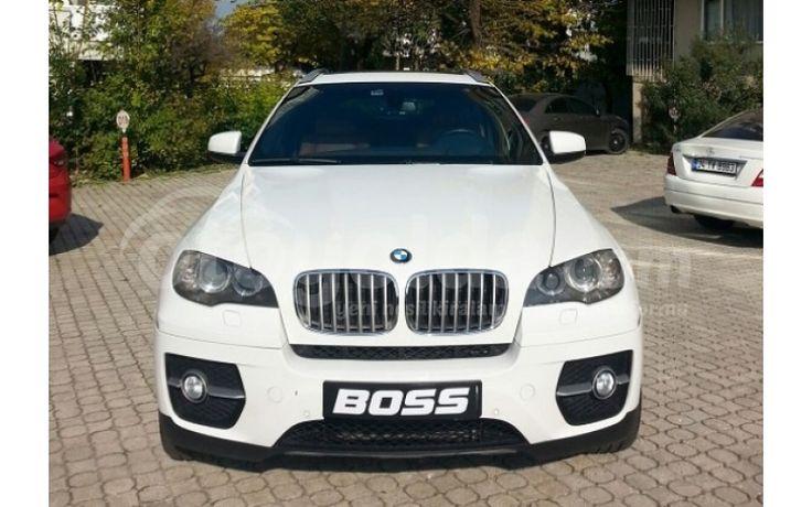 BOSS Luxury Rent A Car'dan kiralık BMW X6 4.0d xDrive