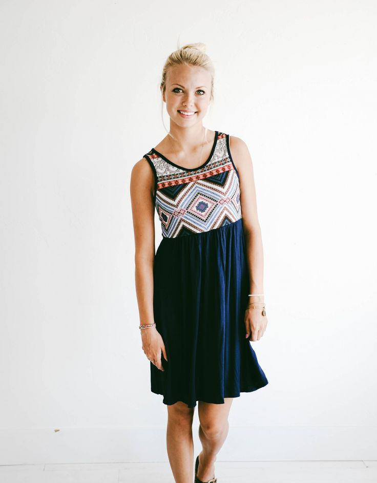 Only $24.99! | Tribal Top Dress | Find it now at www.groopdealz.com