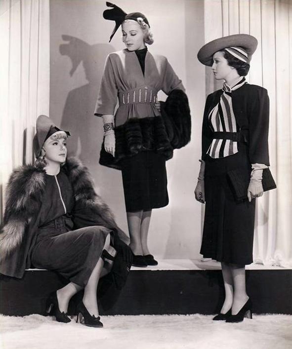 Moda años '30