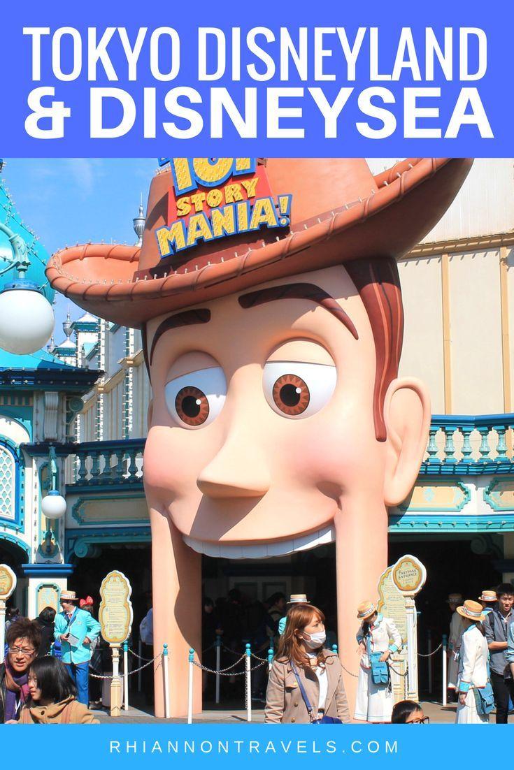 Tokyo Disneyland and DisneySea: Tips to Help You Plan Your Day!