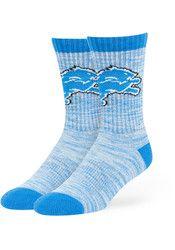 Detroit Lions '47 Leroy Sport Crew Socks