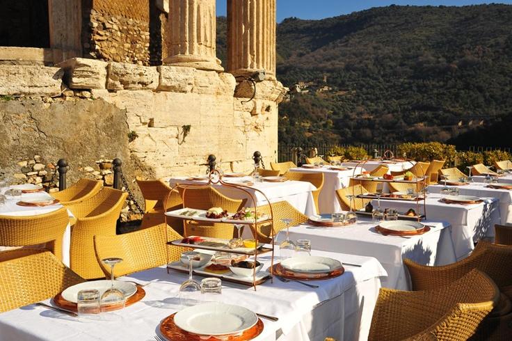 Restaurant in Tivoli