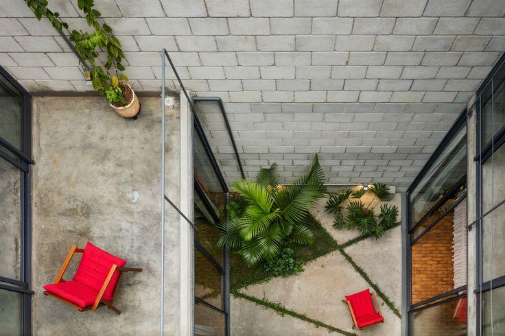 Galeria de Casa Mipibu / Terra e Tuma Arquitetos Associados - 17