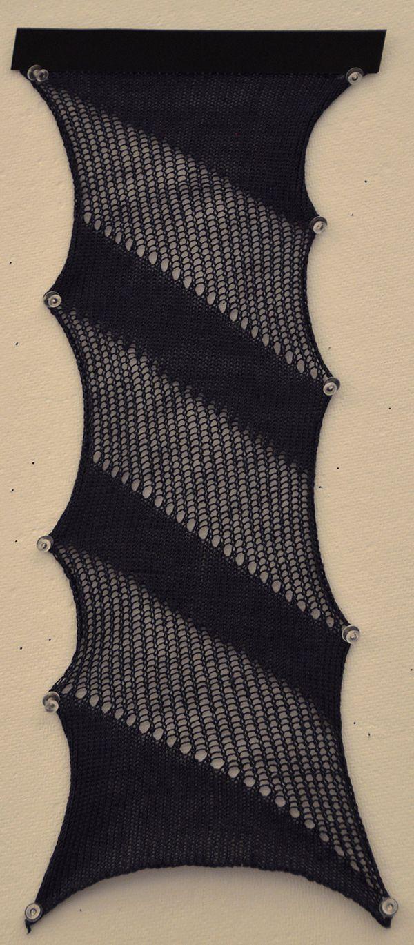 Experimental Machine Knitting