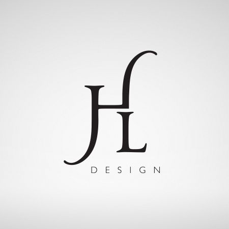Very clever rendition of a monogram. It might take a second to get the letters sorted out but still works very well.