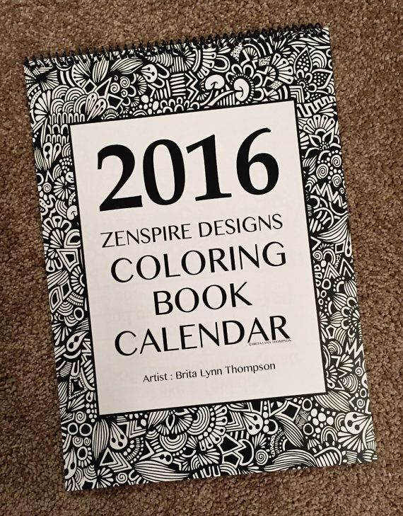 Coloring Book Etsy : 17 best images about zenspire deisgns etsy store on pinterest