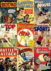 Thumbnail for Public Domain Comic Books