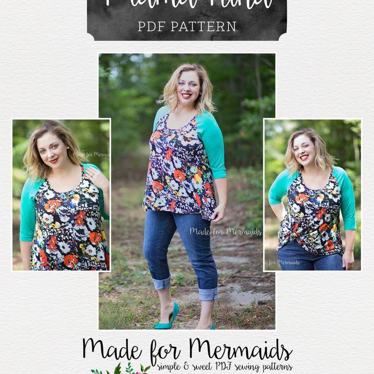 Mama Nina Swing Pattern ⋆ Made for Mermaids