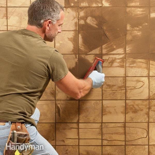 Master these simple professional grouting skills for durable, good-looking grout lines and a more attractive tiling job.