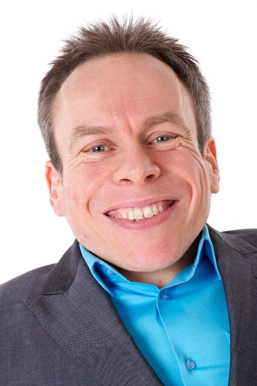 Born: February 3rd 1970  ~ Warwick Ashley Davis is an English actor, television presenter, writer, director, producer and comedian.               Spouse: Samantha Davis (m. 1991)