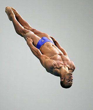 Diving   # Pinterest++ for iPad #