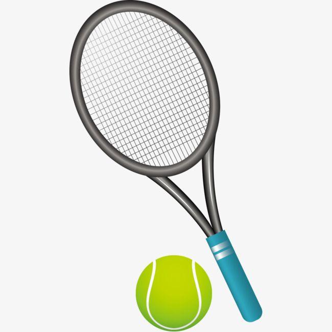 Tennis Racket Vector Clipart Clip Art Vector Clipart Vector