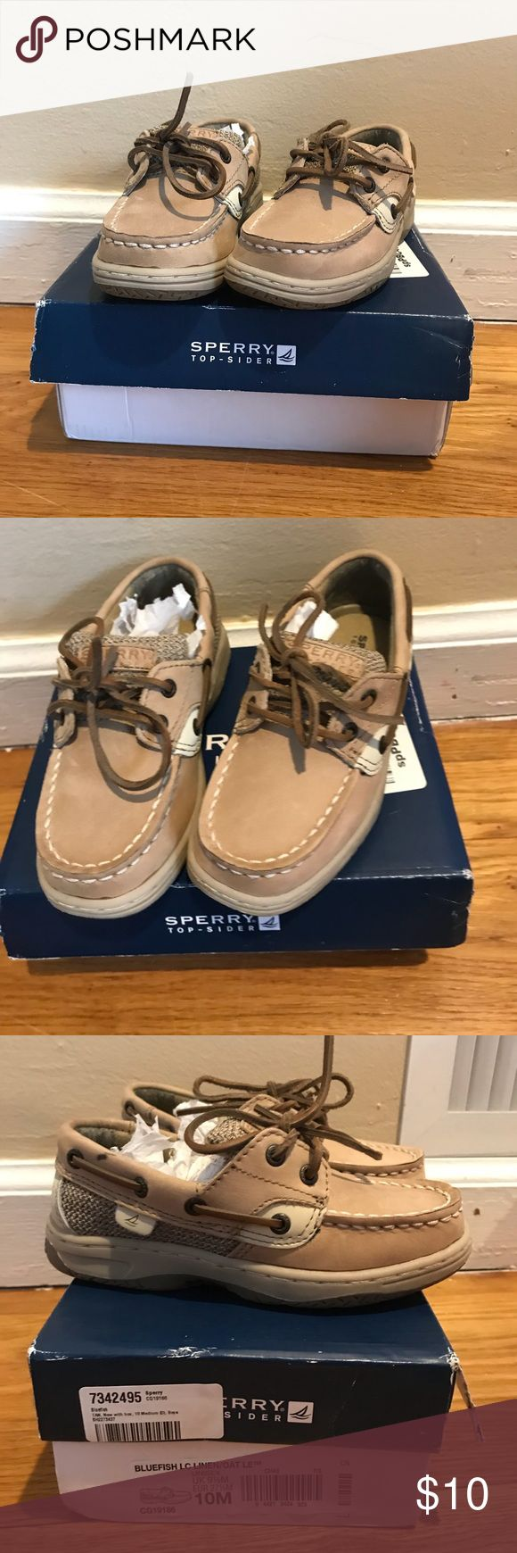 Boys Sperry Top Sider Boat Shoes Brand new never worn Sperry Boat Shoes. Sperry Top-Sider Shoes Sneakers