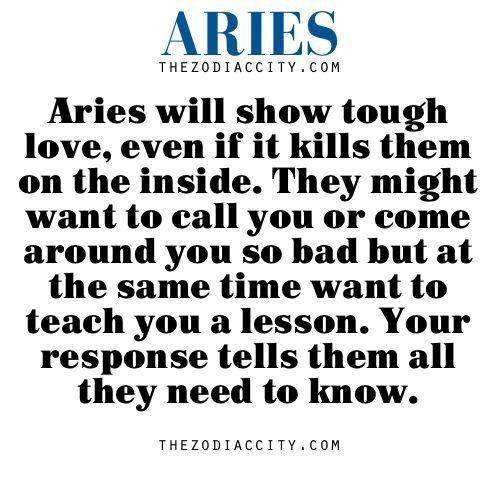 Aries Facts - Picmia