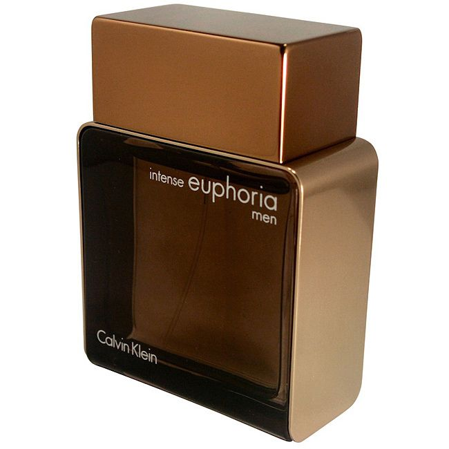 Euphoria Intense Men Calvin Klein 34 Ounce Eau De Toilette Spray