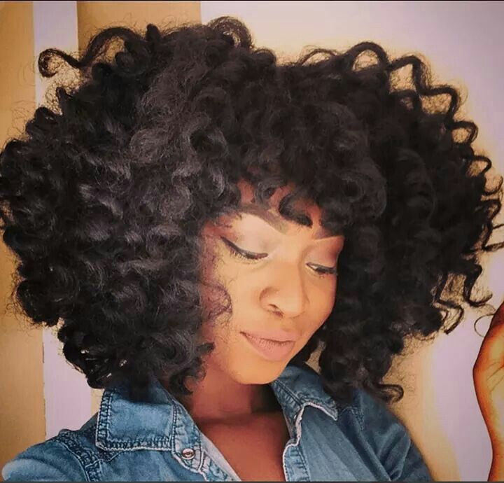 Crochet Braids On Twa : Crochet braids
