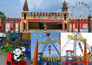 Rita Park Tegal Tempat Wisata Keluarga