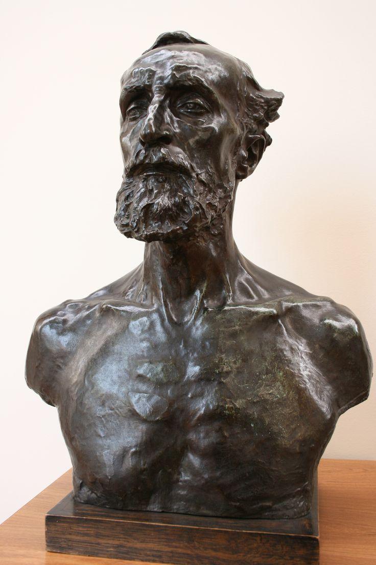 Auguste rodin de beeldhouwer jules dalou 1883 sculpture for Rodin scultore
