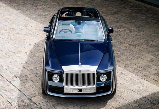 This $13 Million Rolls-Royce 'Sweptail' Is Officially The World's Most Expensive New Car  #rollsroycesweptail #rolls #rollsroyce #sweptail