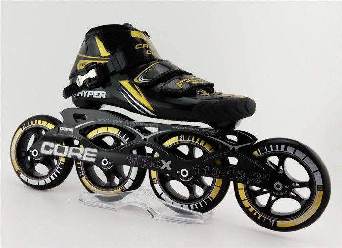 Glass Fiber Adults Professional Patins Roller Speed Skating High Quality womens Mens Inline Skate Slalom 4 Wheels Roller Shoes