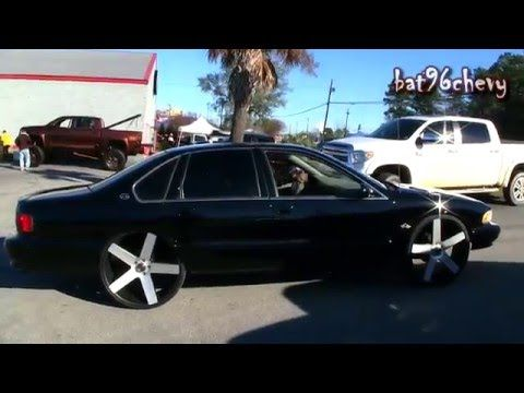 1996 Impala SS on 26″ DUB Ballers, BRUSHED Face – 1080p HD  Here's a quick video of a 1996 Chevrolet Impala SS sitting on DUB Baller 26's! With a brushed face. She's clean on the DUB Baller wheels! This car was freshly painted by Richard Wright's Paint &...
