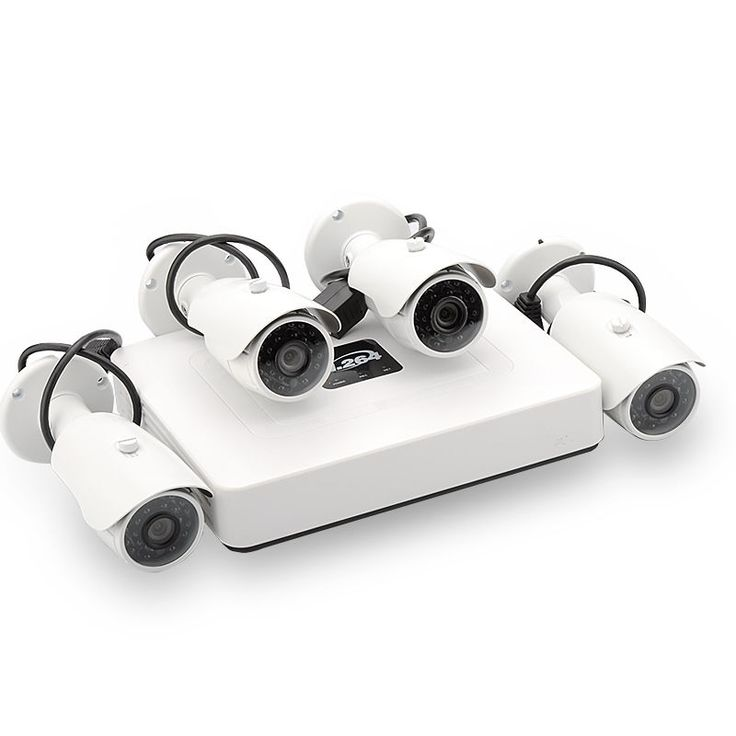 Poe Mini Nvr System Camera 2 0mp 1080p Security Hd 8ch Video Cctv Bullet Hdd 4ch
