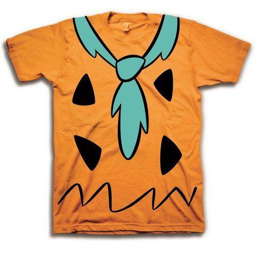 The Flintstones Fred Costume T-shirt