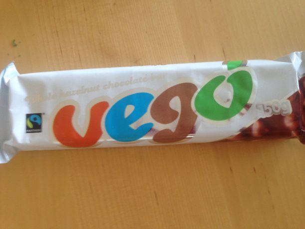 Für mich die leckerste, VEGANE Schokolade überhaupt: Vego Chocolate Bar / © Der grüne Mami Blog