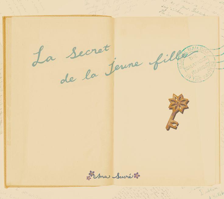 The 3rd drawer ' The little girl's secret' [La secret de la jeune fille] Free #Wallpaper for mobile To download, click here!