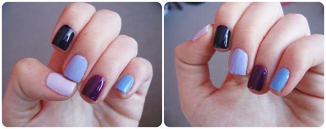 violets/blues