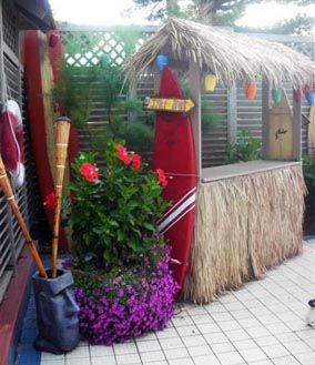 Building my own Tiki Bar this summer!