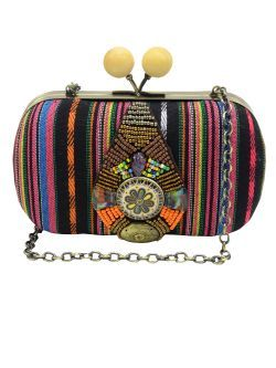 New spring summer collection Inca clutch