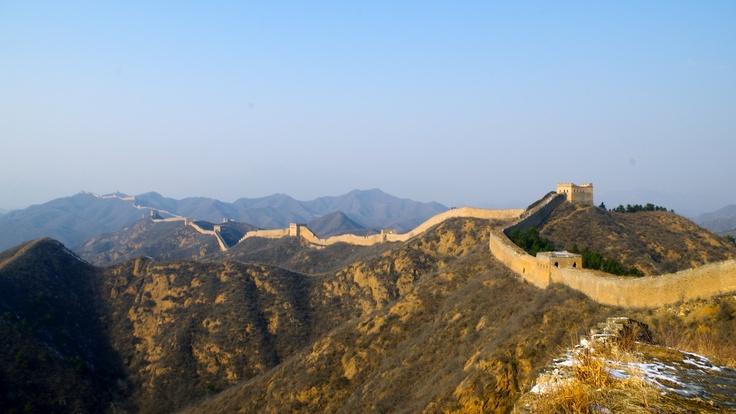 Great Wall of China, Jinshanling. Photo by Kayla Hedman