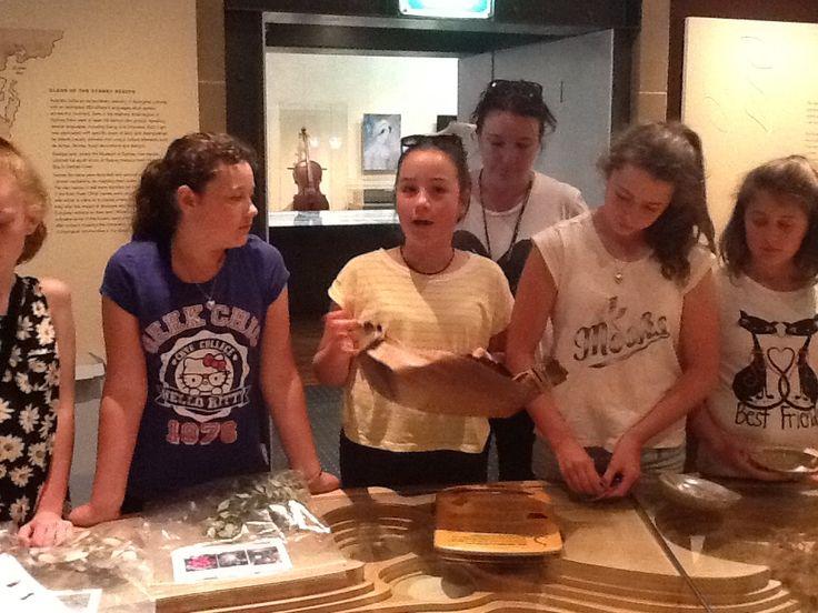 Sydney Excursion- Sydney Museum