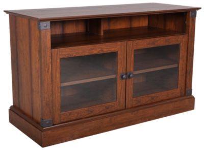 Sauder Carson Forge Panel TV Stand | April Customer Favorites · Homemakers  FurnitureTv Stands