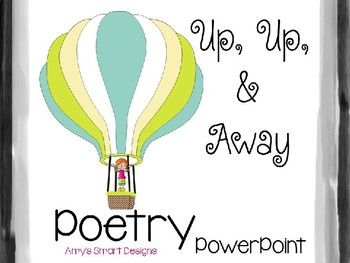 Teach your students 10 different types of poetry with this colorful 30 slide PowerPoint!Original poetry examples and suggestions for students to get them writing!10 types include:cinquainhaikuacrosticalliterationclerihewlimerickcoupletrepetitioncolorperspectiveA great and easy way to teach poetry!