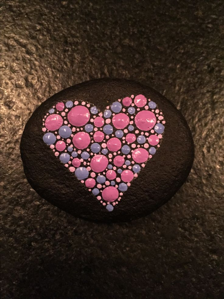 1720 Best Pebbles And Stones Hearts Images On Pinterest