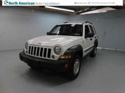 2007 Jeep Liberty Sport For Sale In Essington | Cars.com