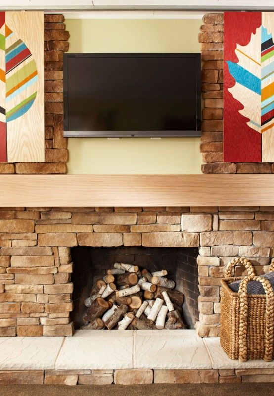 13 best how to hide components on fireplace images on Hide fireplace ideas