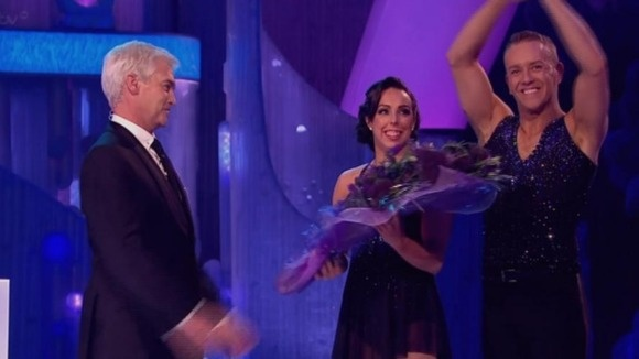 Three times Olympian Gymnast Beth Tweddle crowned Dancing on Ice Champion - ITV News 10th March 2013