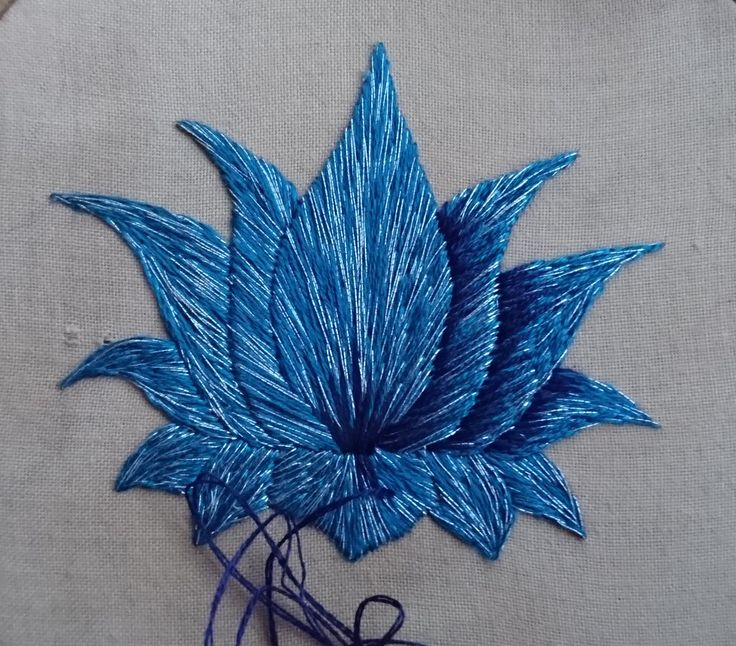What Can I Sew in 20 Minutes? Lotus Flower Day 12
