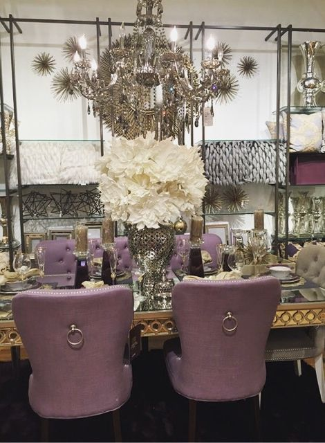 Z Gallerie Chic Dining Collections