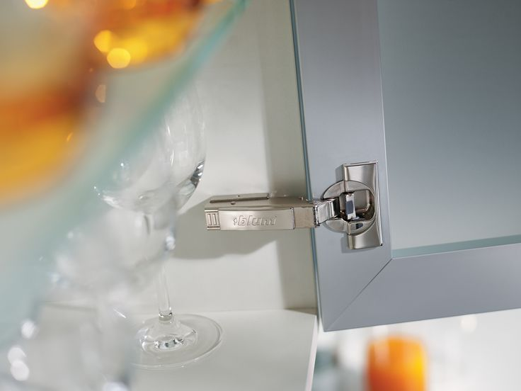 Clever #kitchen hinges from Blum