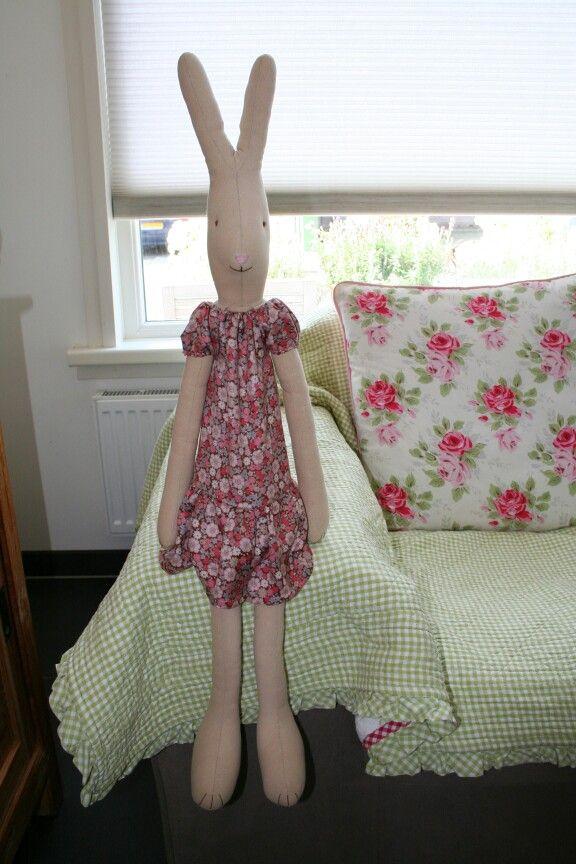 De jurk past