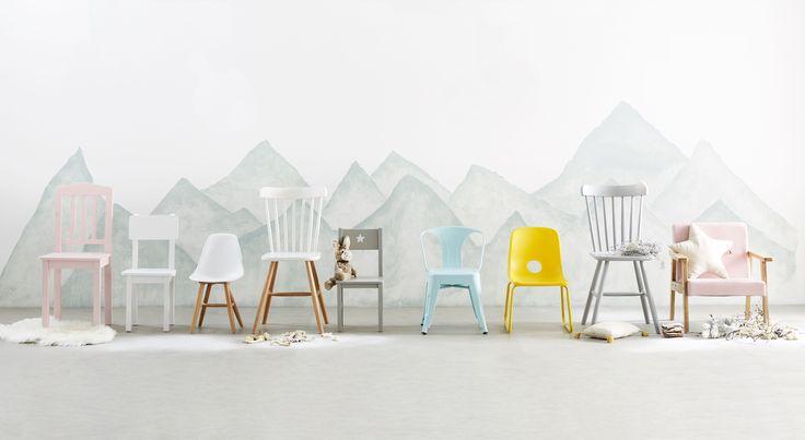 VERTBAUDET - chaises, tabourets, fauteuils ... toutes les assises pour aménager la chambre de vos enfants.