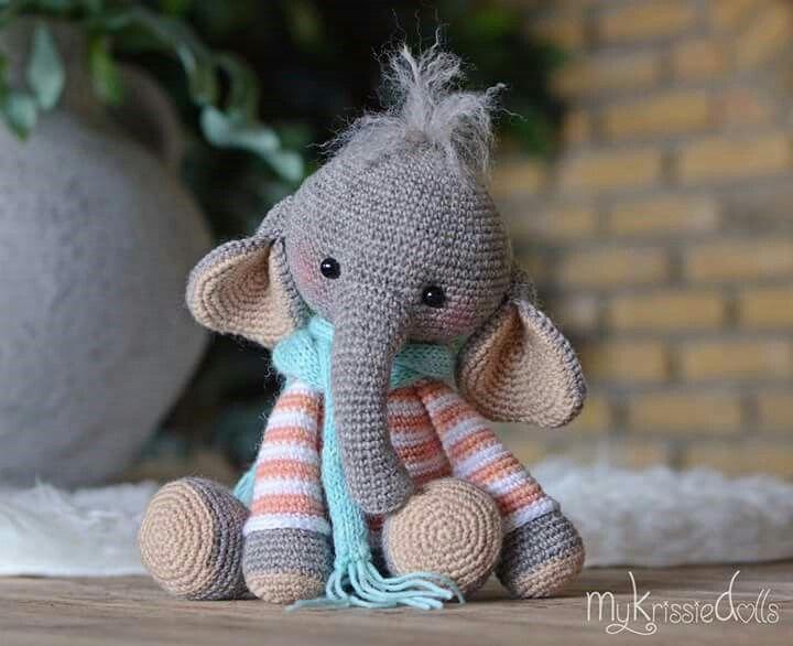 Amigurumi Voor Beginners : Best my krissie dolls images amigurumi